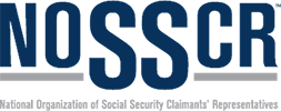 Logo Recognizing Johnson & Gilbert, P. A.'s affiliation with the National Organization of Social Security Claimants' Representatives